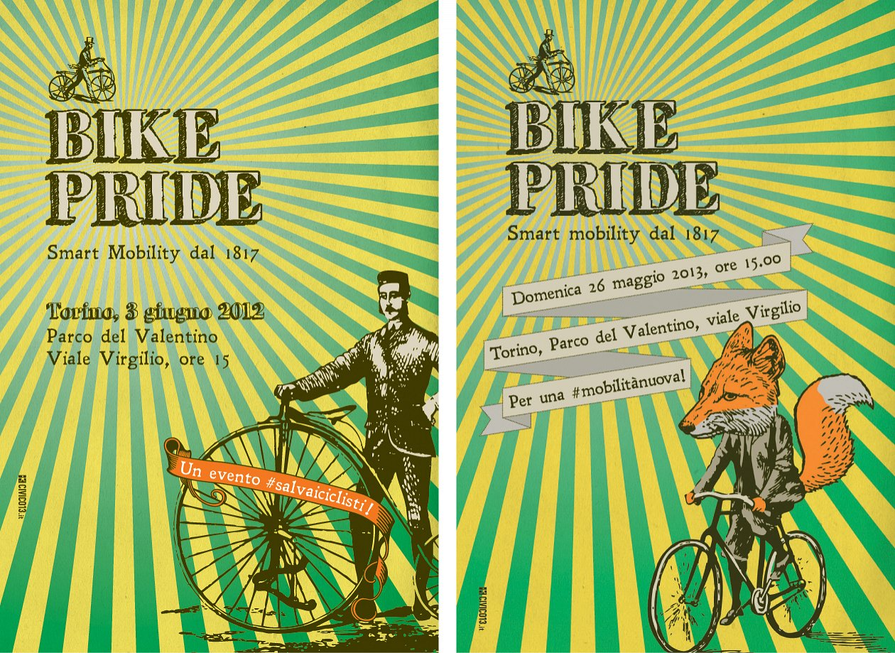 BIKE PRIDE 2013